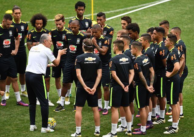 المنتخب البرازيلي لكرة القدم