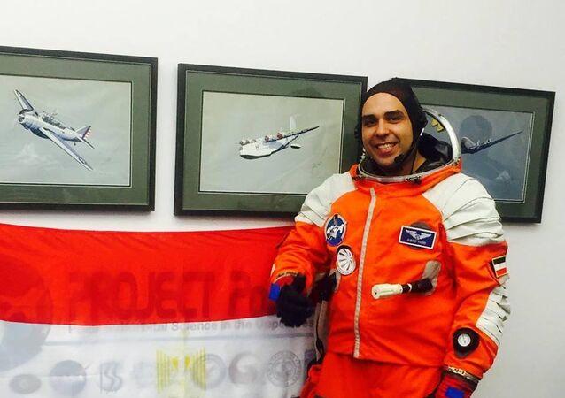 رائد الفضاء المصري أحمد فريد
