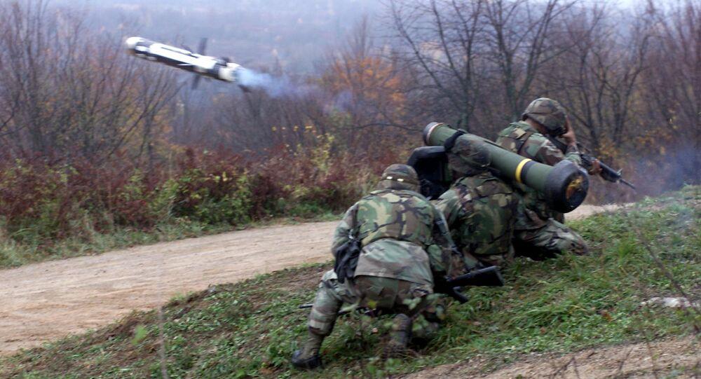 منظومة صواريخ جافلين