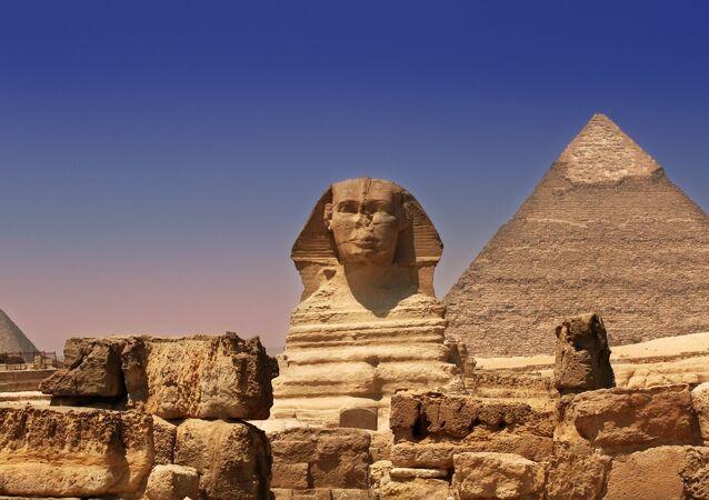 إهرامات مصر أبو الهول