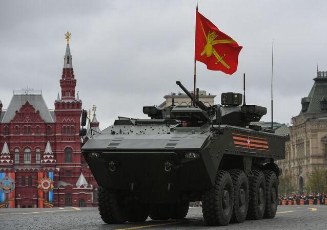 دبابة بوميرانغ إف بي كا-7829