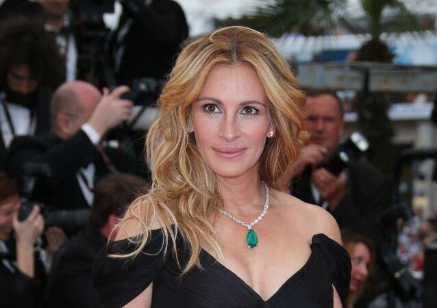 الممثلة جوليا روبرتس