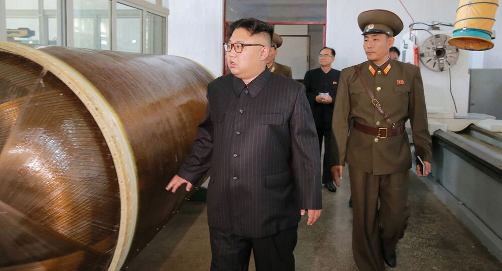 زعيم كوريا الشمالية، كيم جونغ أون