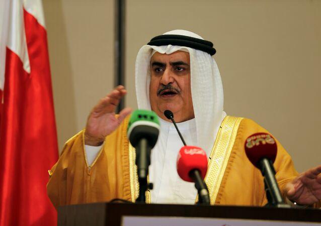 خالد بن أحمد بن محمد آل خليفة
