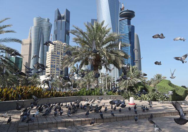مدينة الدوحة، قطر