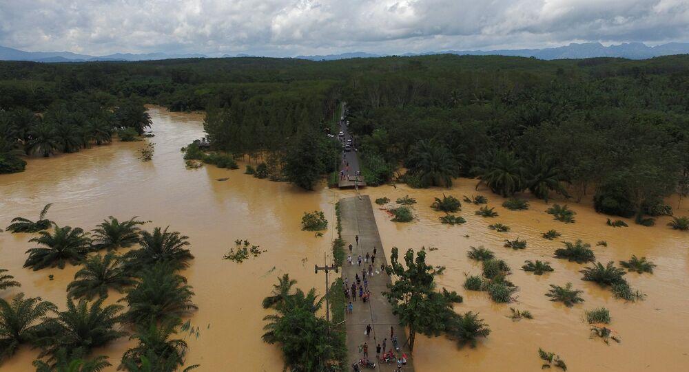 فيضانات نيجيريا تتسبب في تشريد أكثر من 100 ألف شخص