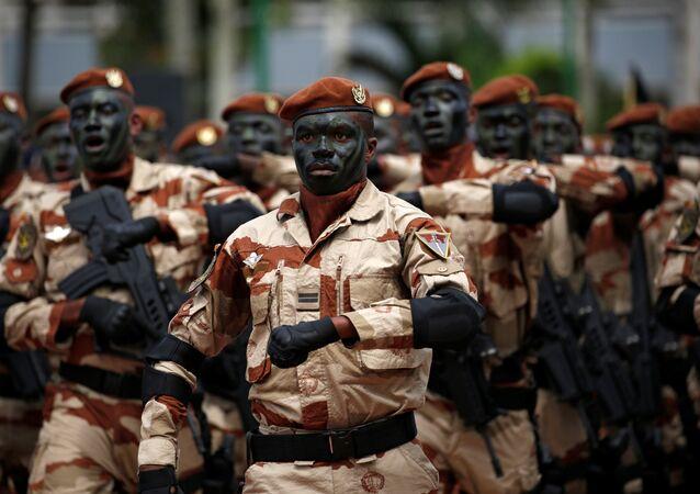 القوات الخاصة في ساحل العاج