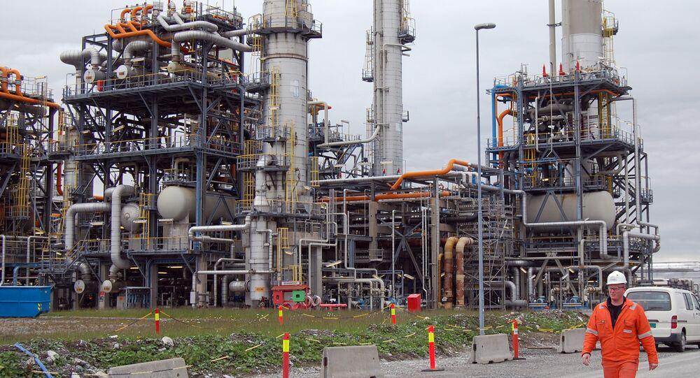 تقلب أسواق النفط في أعقاب الإعصار هارفي