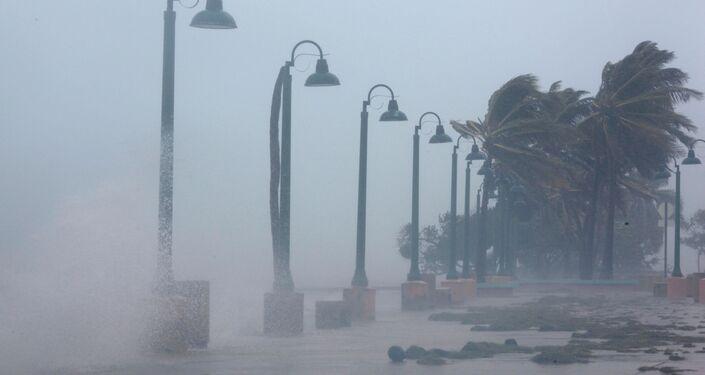 إعصار إيرما في بويرتو ريكو، 6  سبتمبر/ أيلول 2017