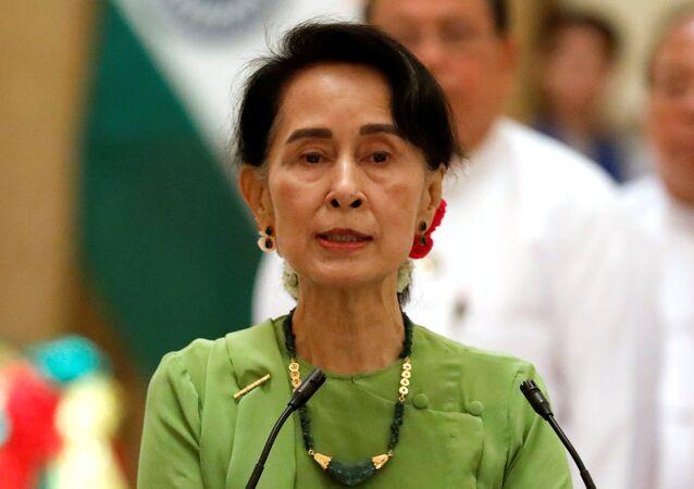 أونغ سان سو تشي