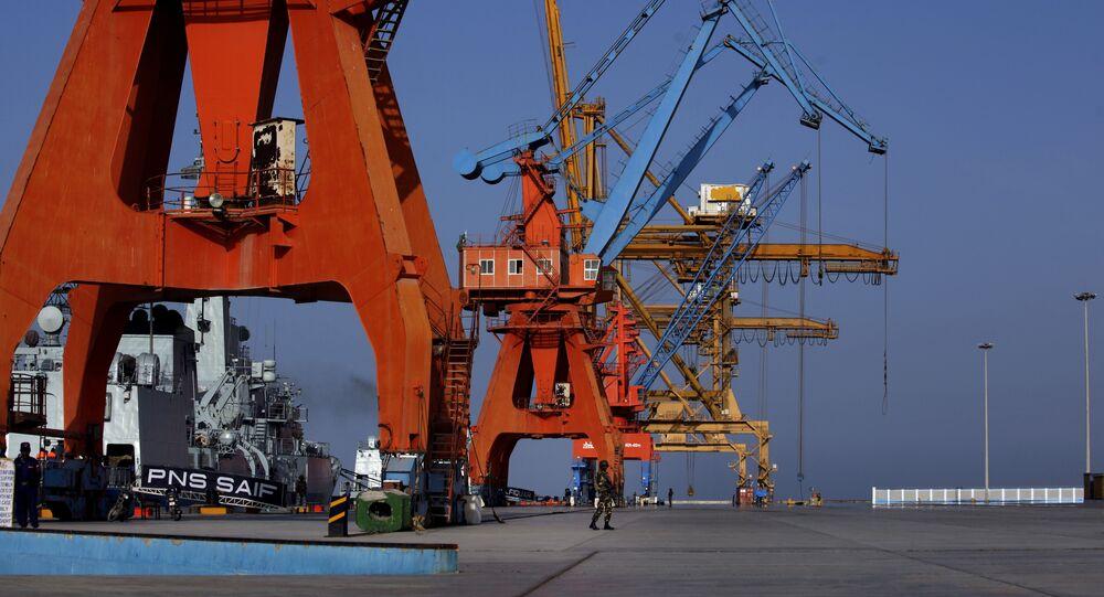 ميناء غوادر