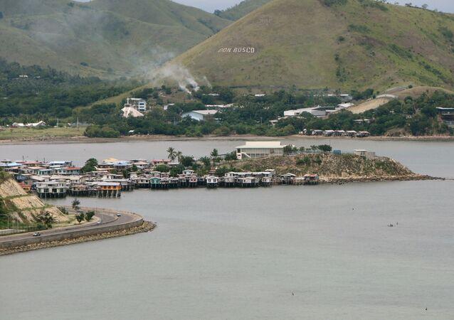 ساحل بابوا غينيا الجديدة