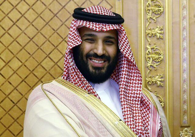 ولي العهد السعودي الأمير محمد بن سلمان، الجدة، السعودية
