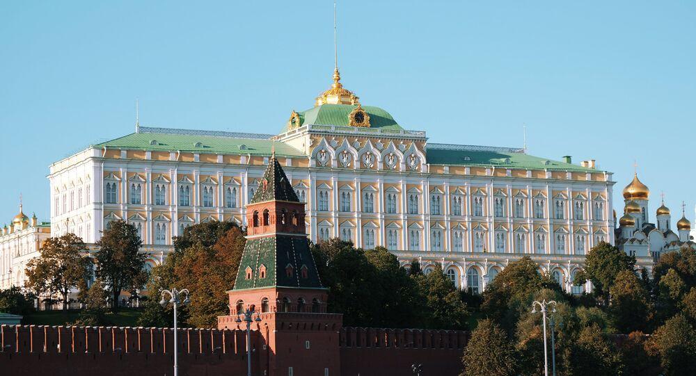 الكرملين، موسكو، روسيا