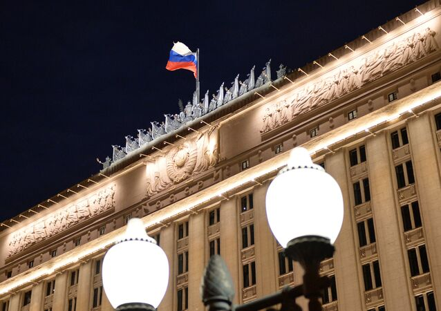 وزارة الدفاع الروسية في موسكو، روسيا