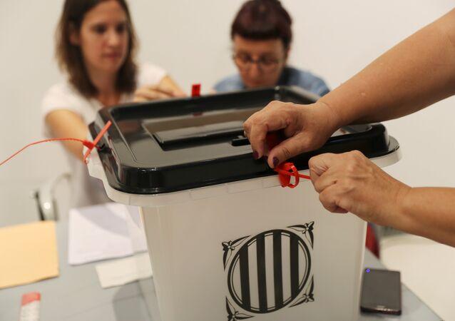 استفتاء كتالونيا