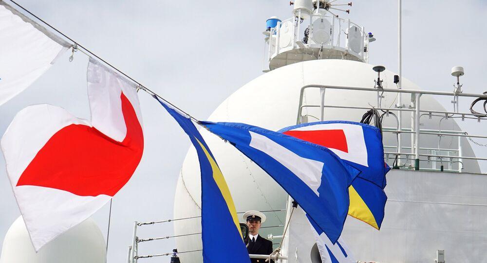 تسليم سفنة يانتار إلى الأسطول الروسي