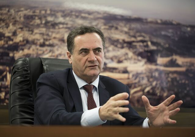 وزير المخابرات الإسرائيلية إسرائيل كاتس