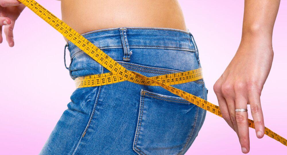 الضعف - النحافة - امرأة ضعيفة - نحيفة - الوزن