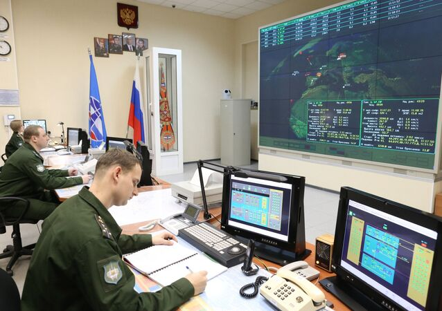 إحدى محطات الرادار الروسية