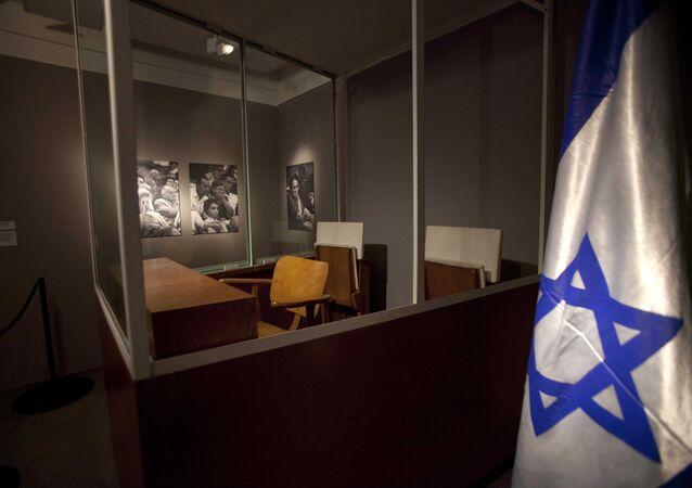 معرض يضم بعض مقتنيات الموساد التاريخية