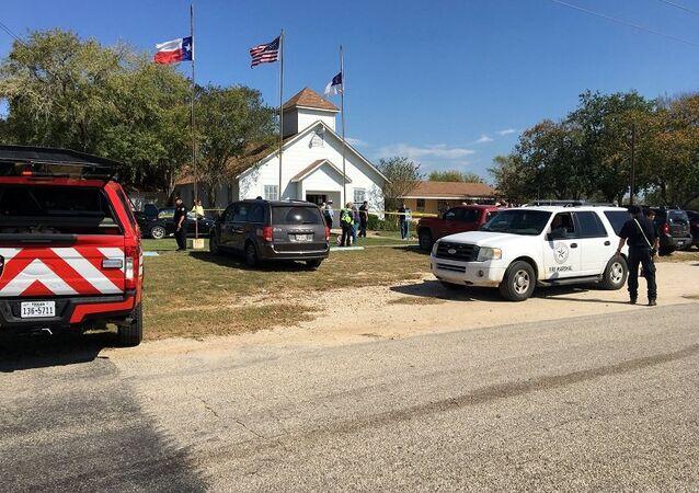 كنيسة في تكساس