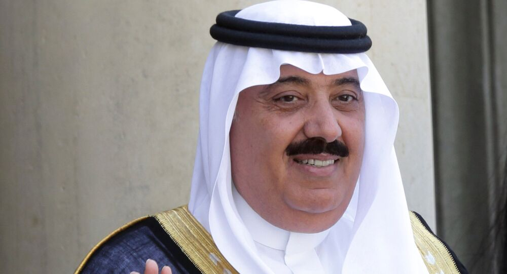 الأمير متعب بن عبدالله