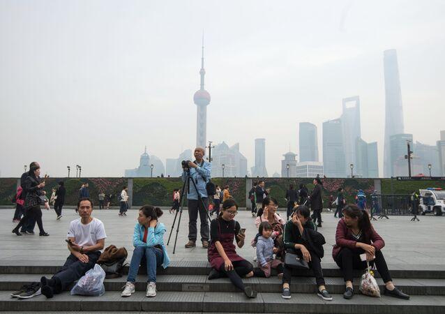 الحياة اليومية في شنغهاي، الصين