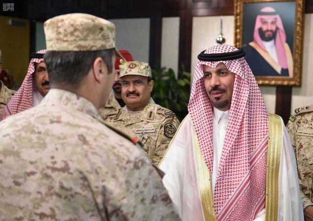 الأمير خالد بن عياف