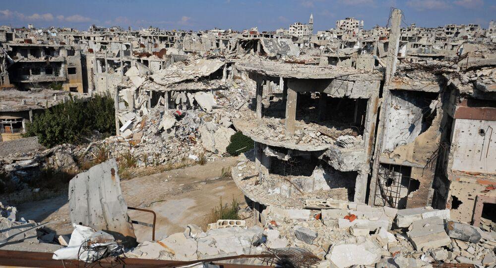 حمص، سوريا