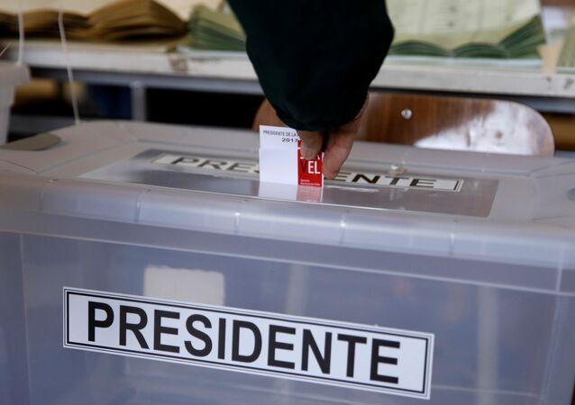 انتخابات الرئاسة في تشيلي