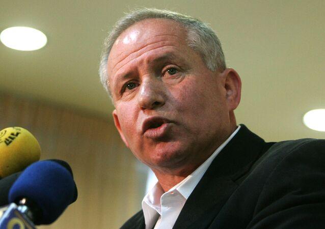 رئيس لجنة الشؤون الخارجية والأمن في الكنيست الإسرائيلي آفي ديختر