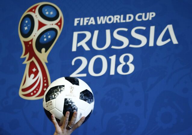 التحضيرات لكأس العالم لكرة القدم 2018