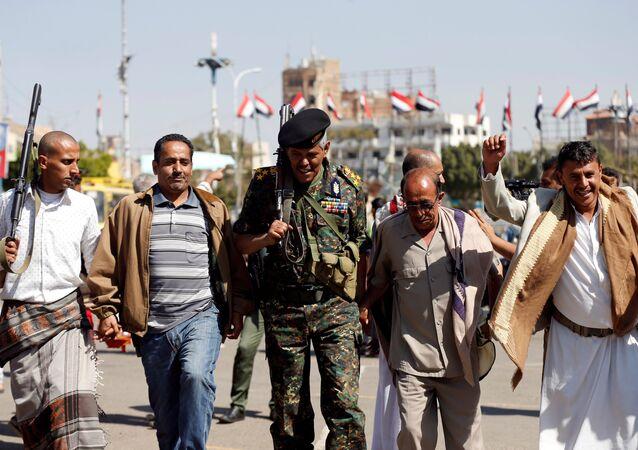 جماعة أنصار الله في اليمن