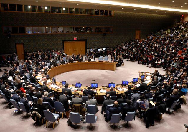 جلسة مجلس الأمن الدولي حول القدس