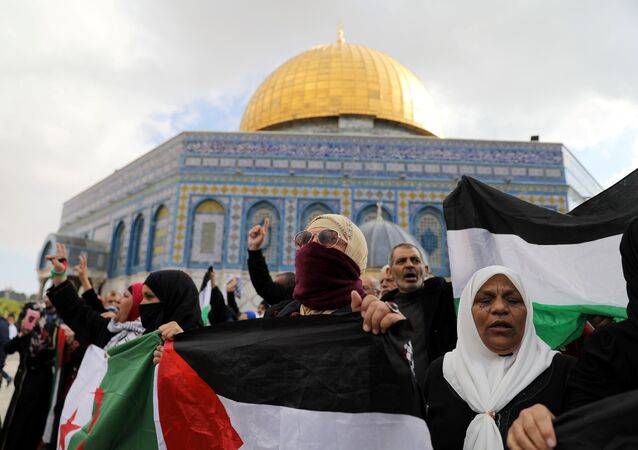 احتجاجات في القدس