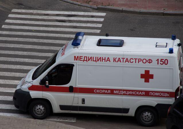سيارة إسعاف