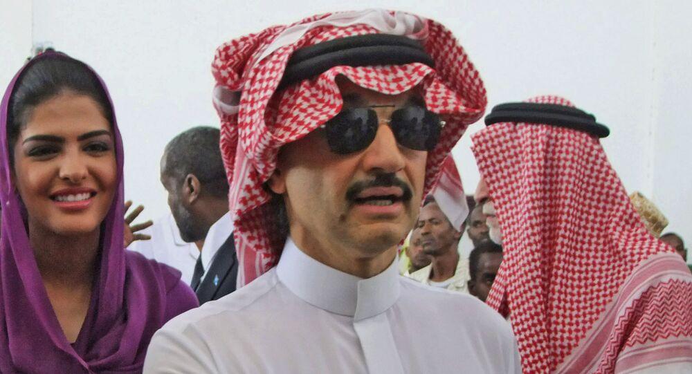 الأمير الوليد بن طلال