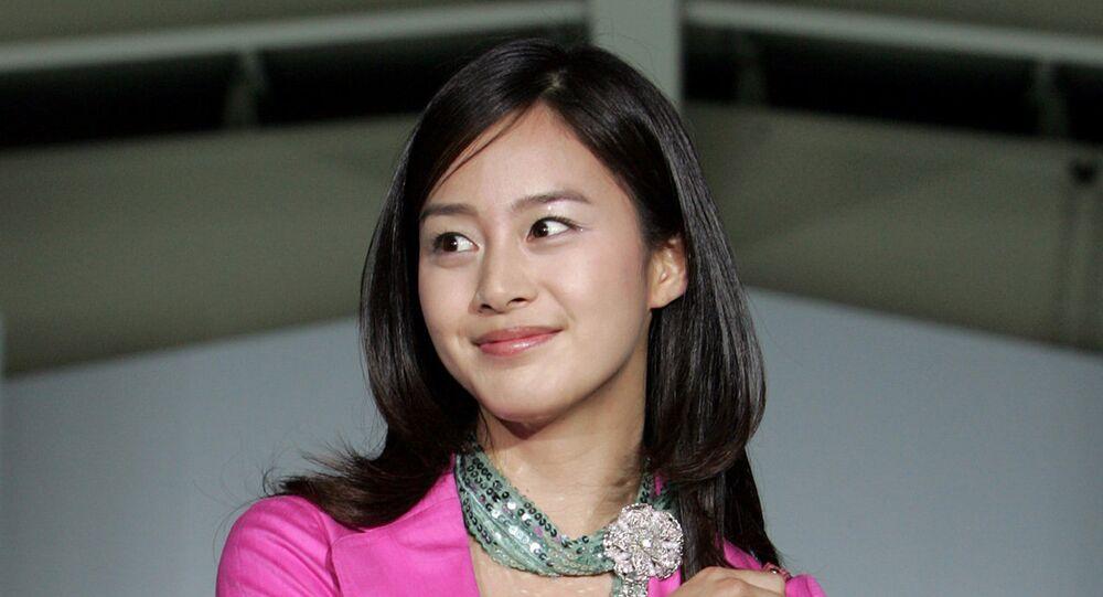 فتاة من كوريا الشمالية
