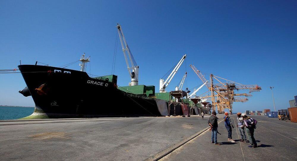 ميناء اليمن