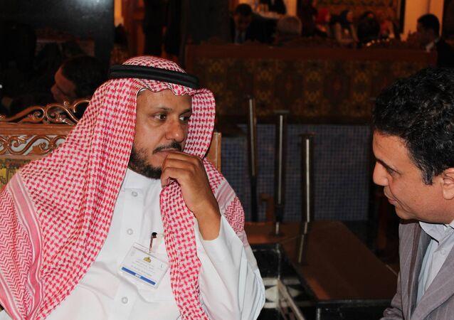 الدكتور زيد بن علي الدكان، الأمين العام لمؤتمر وزراء أوقاف الدول الإسلامية