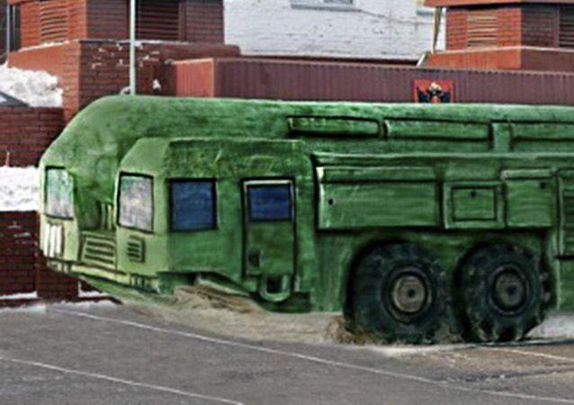 منظومة الصواريخ العابرة للقارات توبول-إم
