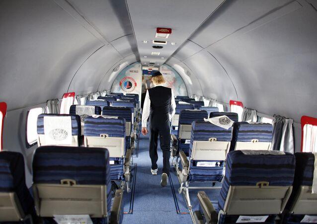 كابينة طائرة
