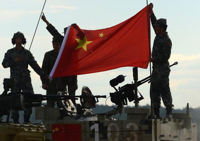 دبابة صينية صورة أرشيفية