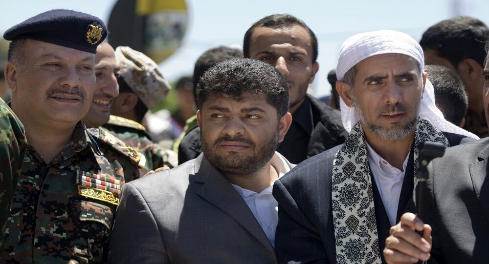محمد علي الحوثي