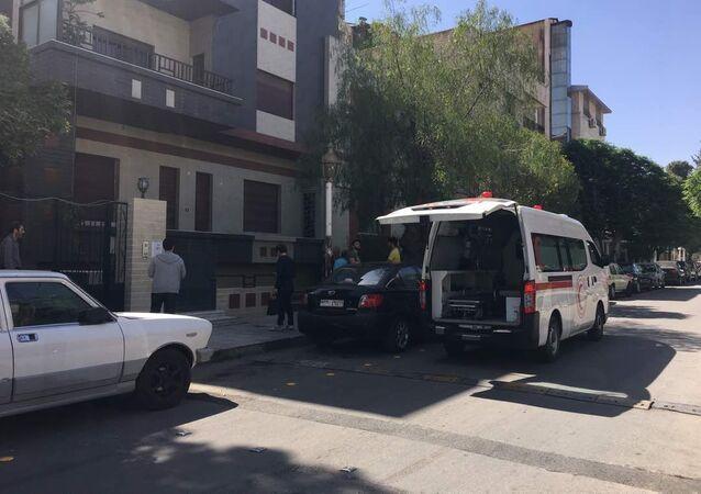 قذائف إرهابيي جيش الإسلام تعكر صباح دمشق