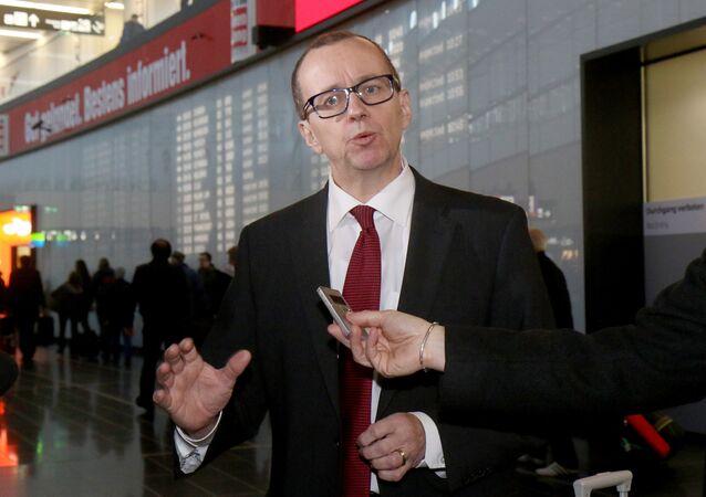 مسؤول عمليات التفتيش في وكالة الطاقة الذرية  تيرو فارخورانتا