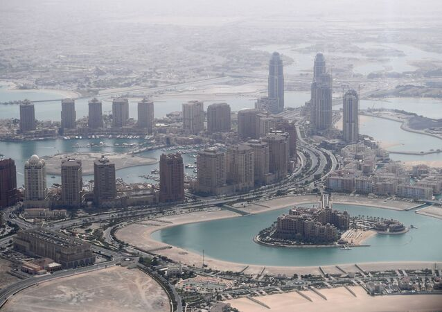 ناطحات السحاب في الدوحة، قطر