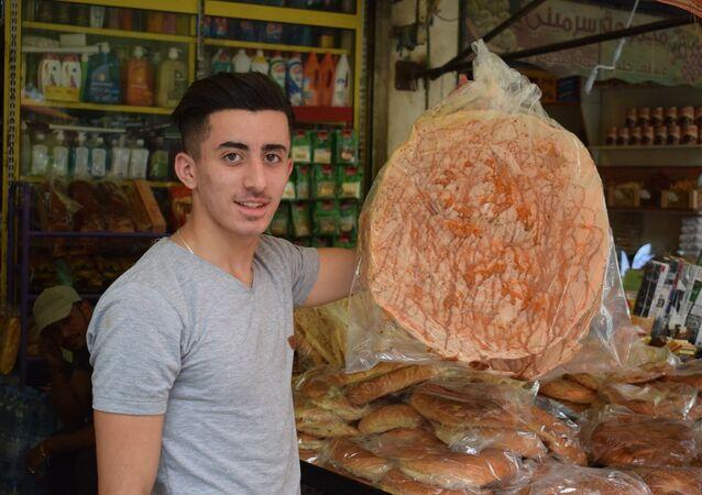 شهر رمضان ومأكولاته الخاصة في دمشق