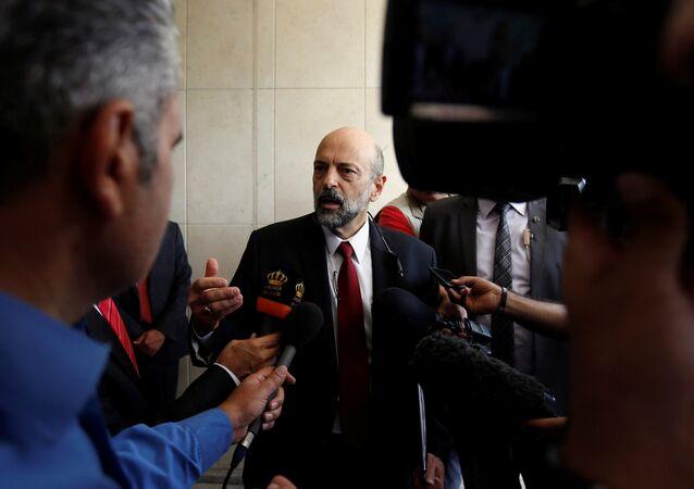 رئيس الحكومة الأردنية المكلف عمر الرزاز